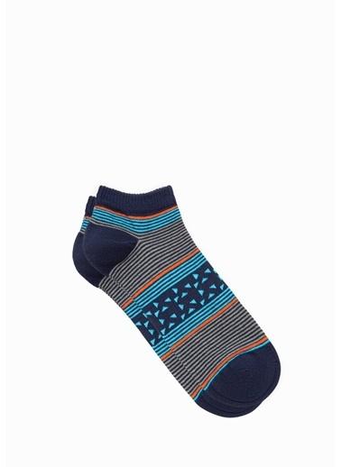 Mavi Çorap Lacivert